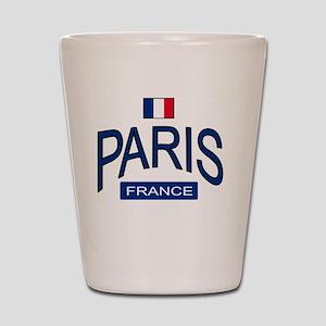 paris_france Shot Glass