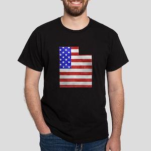 Utah Flag Dark T-Shirt