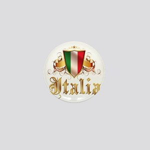 italian Pride Mini Button