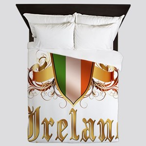 ireland Queen Duvet