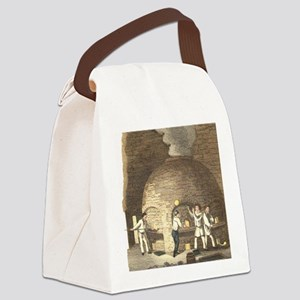glasshouse Canvas Lunch Bag