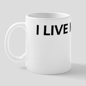 Live my lifeD Mug