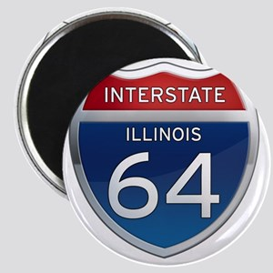Interstate 64 - Illinois Magnet