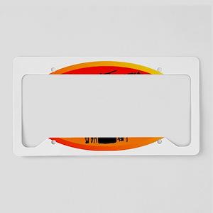 LKTB9 License Plate Holder