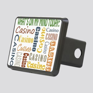 What's On My Mind Today: Casino Hitch Cover