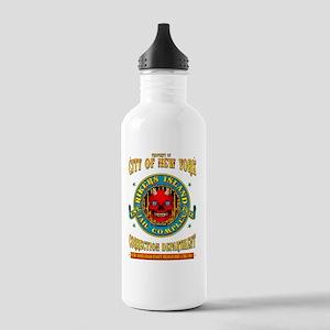 RIKERS_ISLAND_4x6_appa Stainless Water Bottle 1.0L