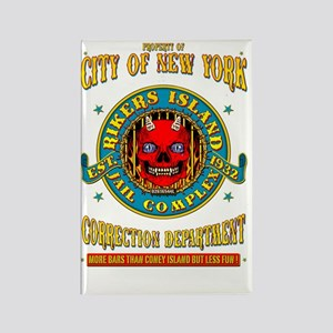 RIKERS_ISLAND_4x6_apparel Rectangle Magnet