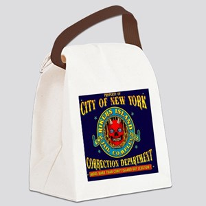 RIKERS_ISLAND_9x7.5_mpad Canvas Lunch Bag