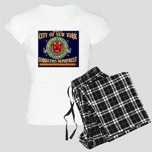RIKERS_ISLAND_9x7.5_mpad Women's Light Pajamas