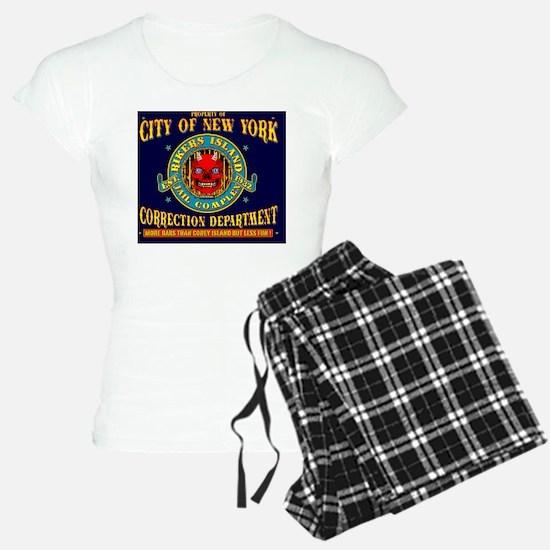 RIKERS_ISLAND_9x7.5_mpad Pajamas