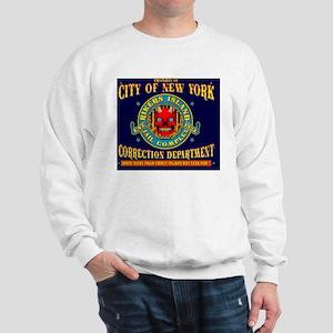 RIKERS_ISLAND_9x7.5_mpad Sweatshirt