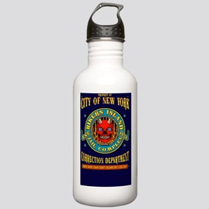 RIKERS_ISLAND_5x8_jour Stainless Water Bottle 1.0L