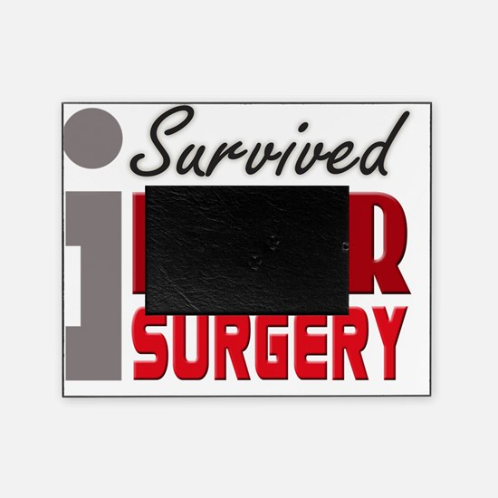 isurvived-liversurgery Picture Frame