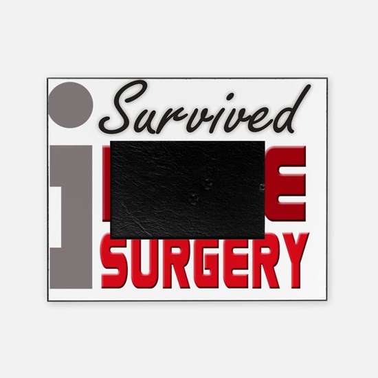 isurvived-kneesurgery Picture Frame