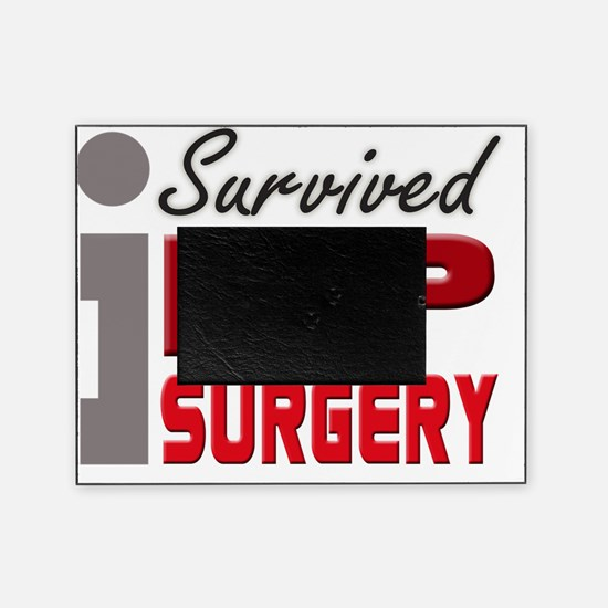 isurvived-hipsurgery Picture Frame