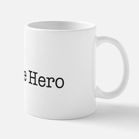 littleheropurple Mug