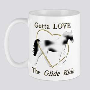 SSH Gotta Love the Glide Ride Mug