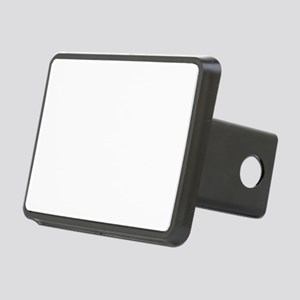 Quit Blowing Stuff Up Whit Rectangular Hitch Cover