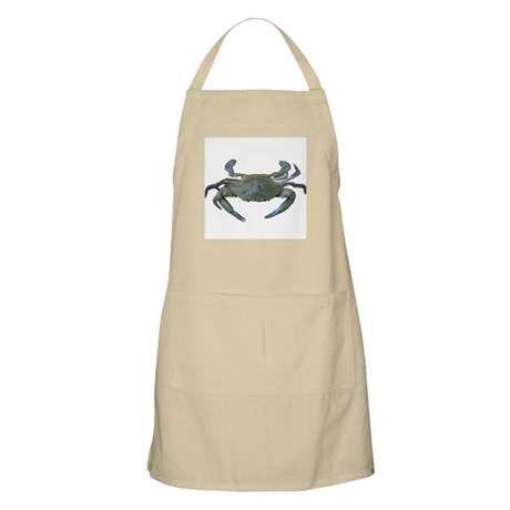 Chesapeake Bay Blue Crabs BBQ Apron