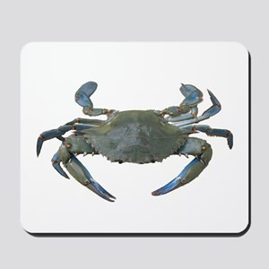 Chesapeake Bay Blue Crabs Mousepad