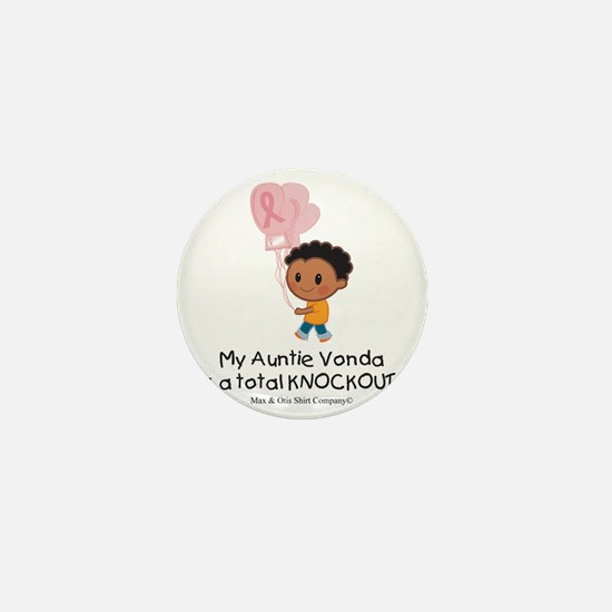 breast-cancer-total-knockout Mini Button