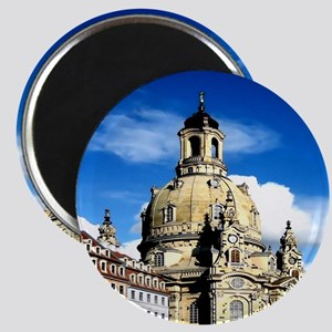 dresden frauenkirche history and city Magnets