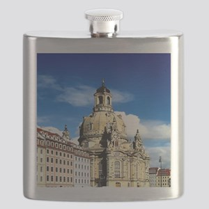 dresden frauenkirche history and city Flask