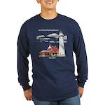 Seul Choix Point Lighthouse Long Sleeve T-Shirt