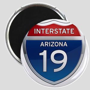 Interstate 19 - Arizona Magnet