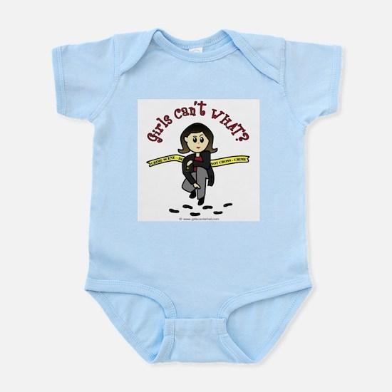 Light CSI Infant Bodysuit