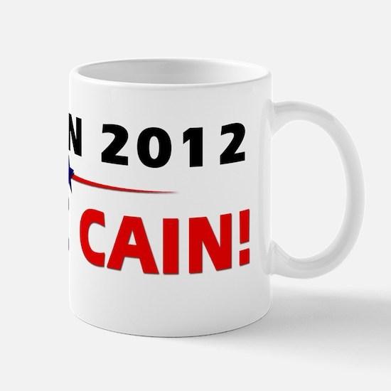 Yes he Cain Bumper Mug