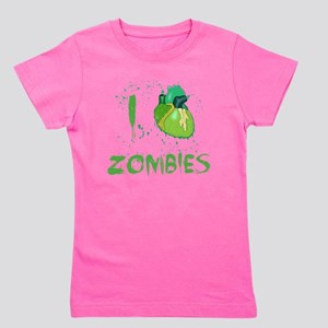 I love zombies2 Girl's Tee