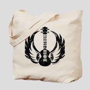 Born 2 Strum Ukulele Tote Bag