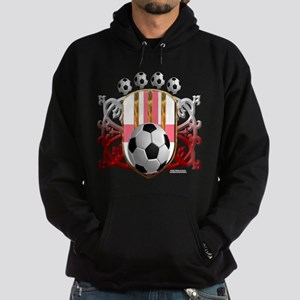 English Soccer Power Hoodie