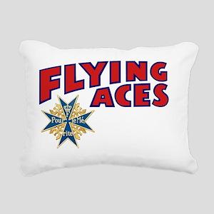 FAC_logo_ONE_2 Rectangular Canvas Pillow