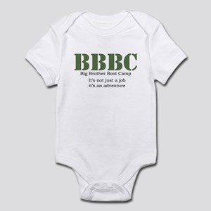 BBBC Big Brother Boot Camp - Infant Bodysuit