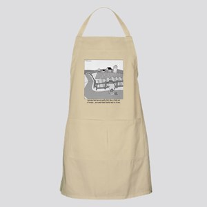Fish Out of Water Apron