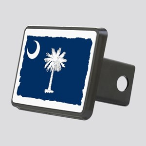 south carolina 2 Rectangular Hitch Cover
