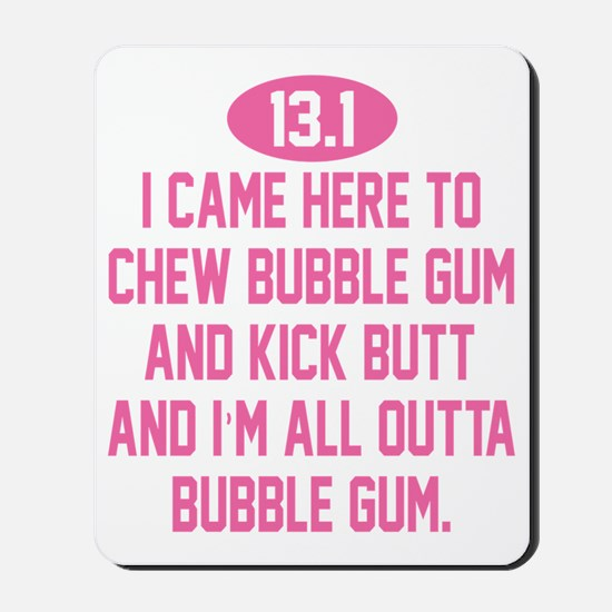 13.1KickButt Mousepad
