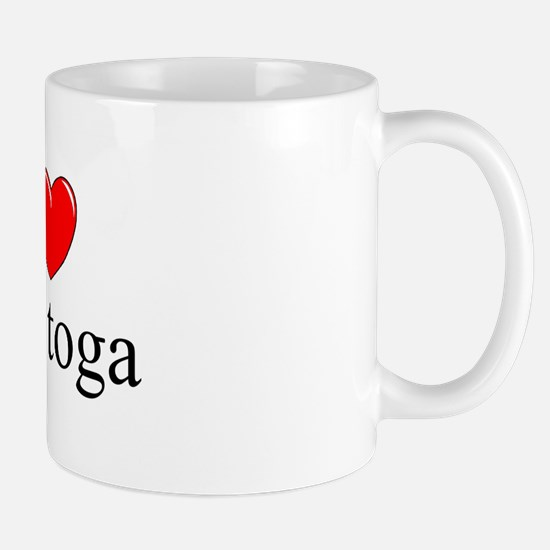 """I Love Calistoga"" Mug"