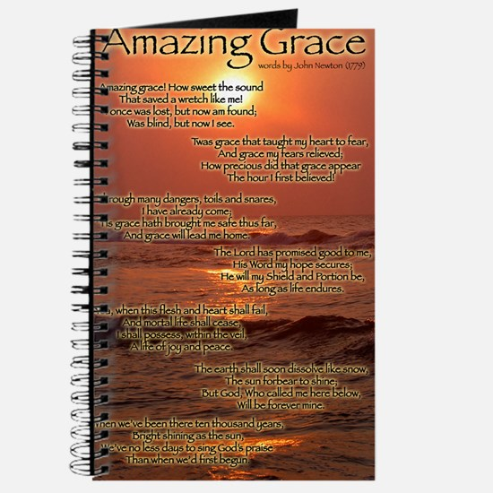 AmazinggraceV2 Journal