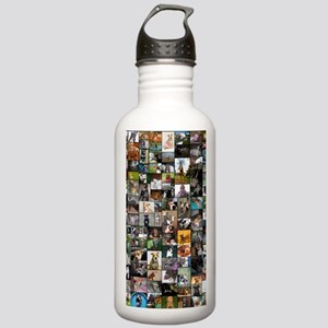 2012 Peoples Choice 23 Stainless Water Bottle 1.0L