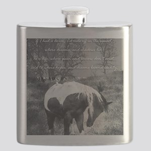 The Paint RWBsm Flask