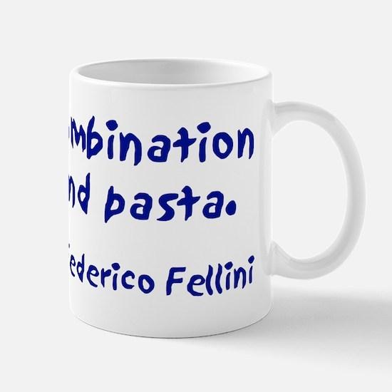 felliniquote Mug