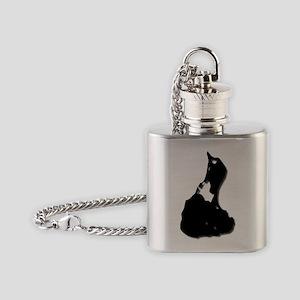BImap Flask Necklace