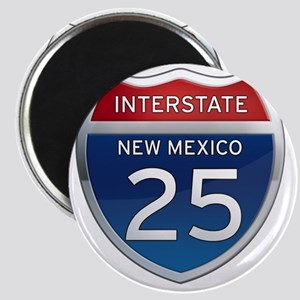 Interstate 25 - New Mexico Magnet
