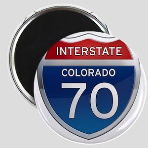 Interstate 70 - Colorado Magnet
