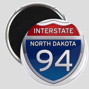 Interstate 94 - North Dakota Magnet