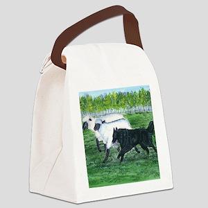 bel shep herd Canvas Lunch Bag