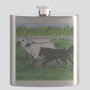 bel shep herd Flask